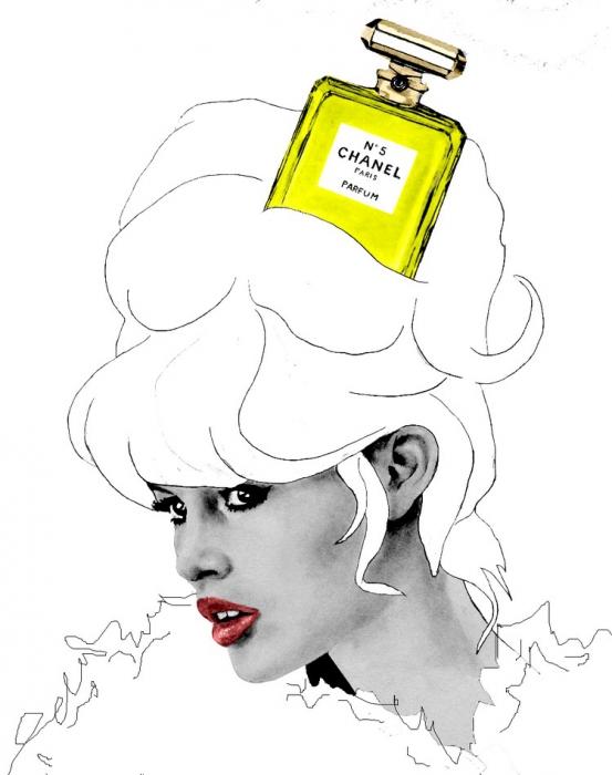 Brigitte Bardot par Sophiee